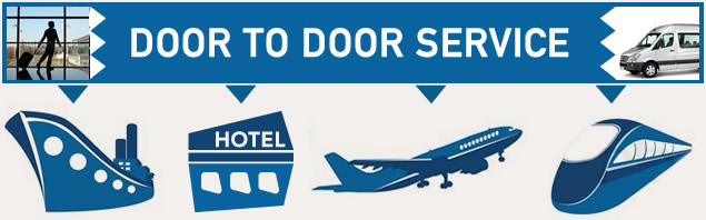 Sorrento Coast Shuttle - Door to Door Service